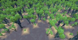 Alien Slime Tree Repository (12 Trees) Minecraft