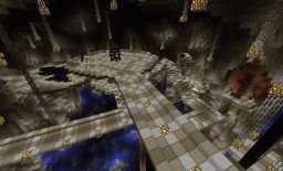 The Batcave Minecraft Map & Project