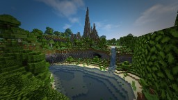 Paradisia - One Day #4 Minecraft Map & Project
