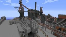 "Working Blast Furnace (Amber Furnace 3rd Anniversary ""Update"") *MAJOR WIP* Minecraft Project"