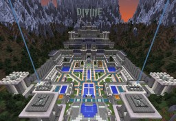Epic Spawn - Hub for Faction Server!!! Minecraft Project