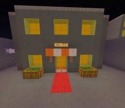 Undertale - MTT Hotel (Complete) Minecraft