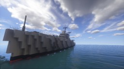 Warship #3 Minecraft Map & Project