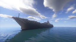 Warship #4 Minecraft Map & Project