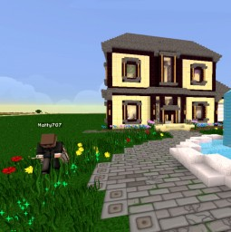 Mansion by Matty and xKels Minecraft Map & Project