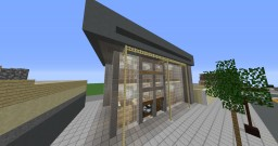 Plot: City Library Minecraft Map & Project