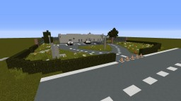 Police Station Minecraft Project