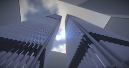 Twin towers #neverforget Minecraft Map & Project