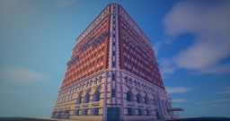 Citibank building Minecraft Project