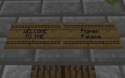 Pigmen exp farm Minecraft Map & Project