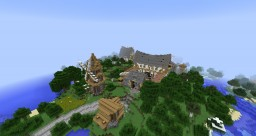 Town Of Genova Minecraft Map & Project