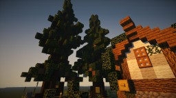 Cottage in the Woods | Mini Plot Build #2 Minecraft Map & Project