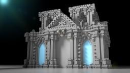 Stone Palace [Fantasy] Minecraft Map & Project