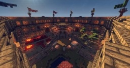 King's Arena Minecraft Project
