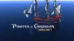 Captain Hook Ship (a different version) Minecraft Map & Project