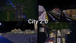 [MC Windows 10] The City 2.0 Minecraft Map & Project
