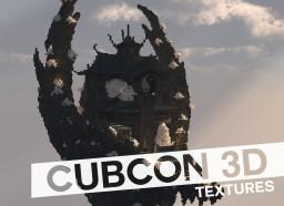 CubCon 3D Textures Minecraft Texture Pack