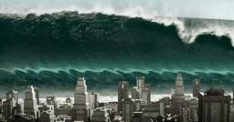 The tsunami (map) Minecraft Project