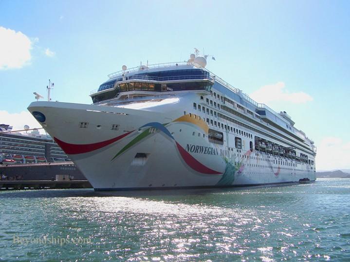 All Versions Cruise Ship Norwegian Dawn 1 1 Scale