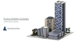 Euston Building Complex | IAS Minecraft Map & Project