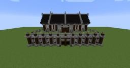 Pixelmon GYM Dark/Ghost Minecraft Map & Project