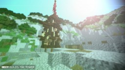 Hexy Builds - The Tower Minecraft Map & Project