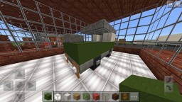 Land Rover Minecraft Map & Project