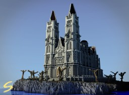 The Loneliest Cathedral [+Download] Minecraft Map & Project
