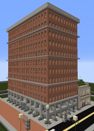 Turner Building Minecraft Map & Project