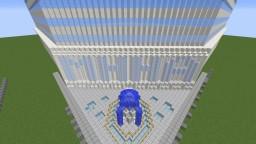 Ellington City {Its back!} Minecraft Map & Project