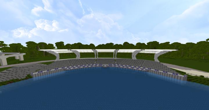 Mosasaurus Arena