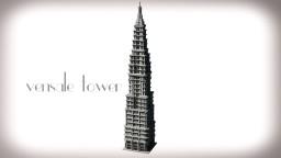 Vensale Tower! Minecraft Project