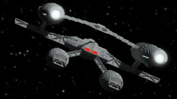 Star Trek - USS Newton NCC-1727 | Interior | Minecraft