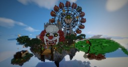 Gravity Land Minecraft Project