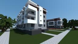 Nowa Wygoda Apartments Minecraft