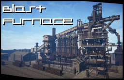 5th Blast Furnace Minecraft Project