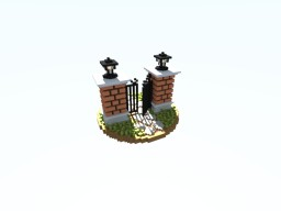 The Gate Minecraft Map & Project