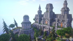 Uturium kerneti the dark palace - Lobby Minecraft Project
