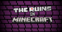The Ruins | Undertale In Minecraft #1 Minecraft Map & Project