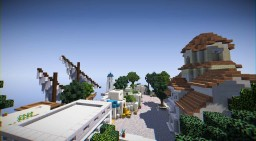 Aegean Village Minecraft Map & Project