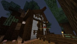 Medieval House - Witches Hut - Pogtoria.com Minecraft Map & Project