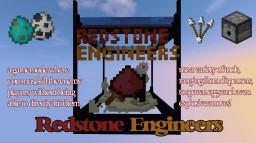 [MINIGAME] Redstone Engineers [1.10] Minecraft Map & Project