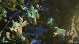 Special Effect Wonderland! Minecraft