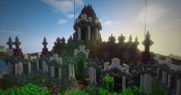 World of Keralis - Survival Towny Server Minecraft Map & Project