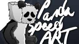 Panda Skin Avatar (Photoshop Speed Art) Minecraft Blog