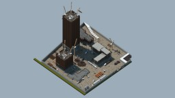 Twin Towers Construction - 9/11 Memorial Minecraft