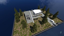 Edge | Modern House | IAS Minecraft Project