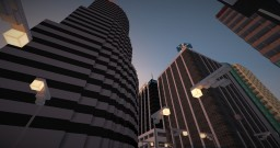 Vice City Minecraft Edition Build Minecraft Project