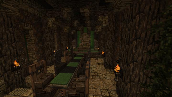 Throne Room Walls Texture