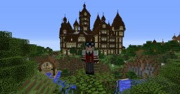 Ravenwood Castle by Halaciuga Minecraft Project
